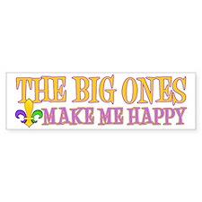 MGbeadsNbigOnesBst Bumper Sticker