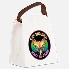 MGbeadsNboobsBigRtr Canvas Lunch Bag