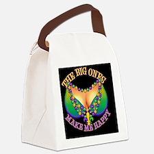 MGbeadsNboobsBigBc Canvas Lunch Bag
