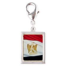 EGYPT443_iphone_case Silver Portrait Charm