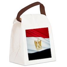 egyptflag Canvas Lunch Bag