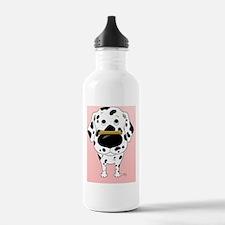 DalmatianCard Water Bottle
