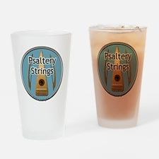 final new logo round copy Drinking Glass