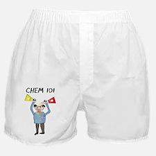 Chemistry Student Boxer Shorts