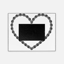 Chain Heart Picture Frame