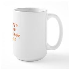 nothingtosay_rect1 Mug