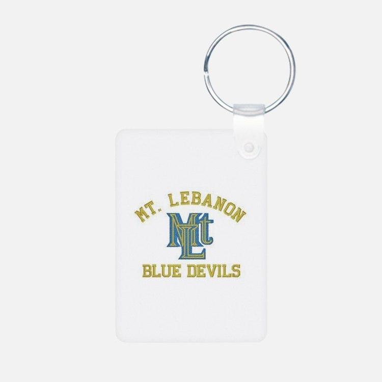 Mt. Lebanon Keychains