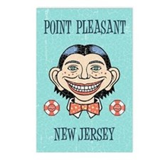 Point Pleasant Guy Postcards (Package of 8)