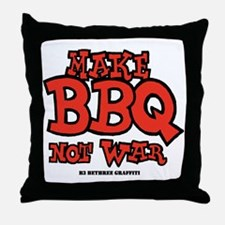 MBBQNW Throw Pillow