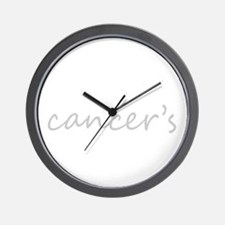 Wanted_back_white_ladies Wall Clock