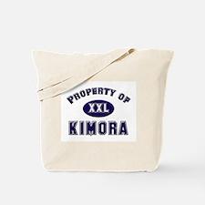 Property of kimora Tote Bag
