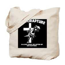 Velicirapture-tRex-BUT Tote Bag