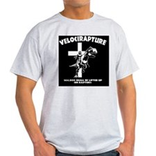 Velicirapture-tRex-TIL T-Shirt