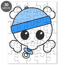 Baby Boy Skully Puzzle