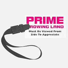 prime growing land_K Luggage Tag