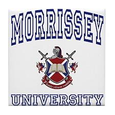 MORRISSEY University Tile Coaster