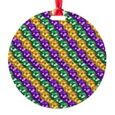 MGbeadsPatnMp Ornament