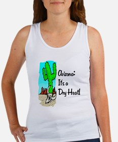 Dry Heat52x62 Women's Tank Top