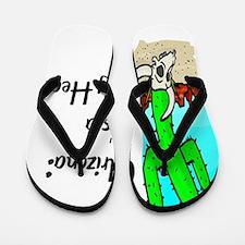Dry Heat52x62 Flip Flops