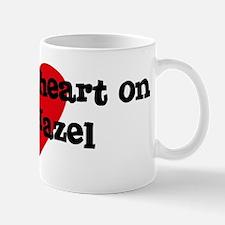 Heart on for Hazel Mug