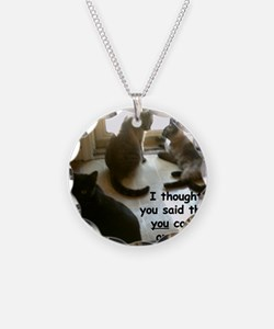 YouCouldOpenIt Necklace