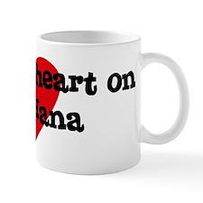 Heart on for Hana Coffee Mug