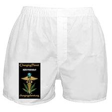 CPWordingSticker Boxer Shorts