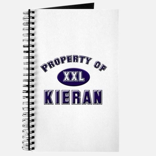 Property of kieran Journal