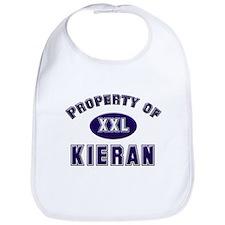 Property of kieran Bib