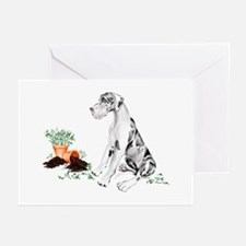 Harle UC Naughty Pup Greeting Cards (Pk of 10)