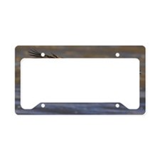 x14  Gear Down License Plate Holder