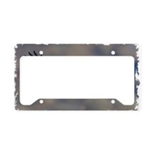 x14W FirstFlight License Plate Holder