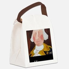 George1 Canvas Lunch Bag