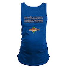 reddrumprayer Maternity Tank Top