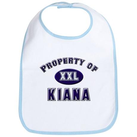 Property of kiana Bib