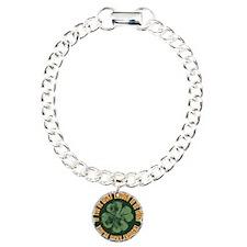 lucky-enough-OV Charm Bracelet, One Charm