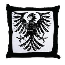 BlackEagle Throw Pillow
