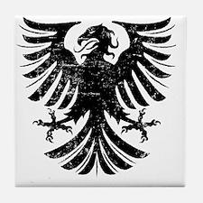 BlackEagle Tile Coaster