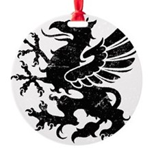 BlackGriffon Ornament