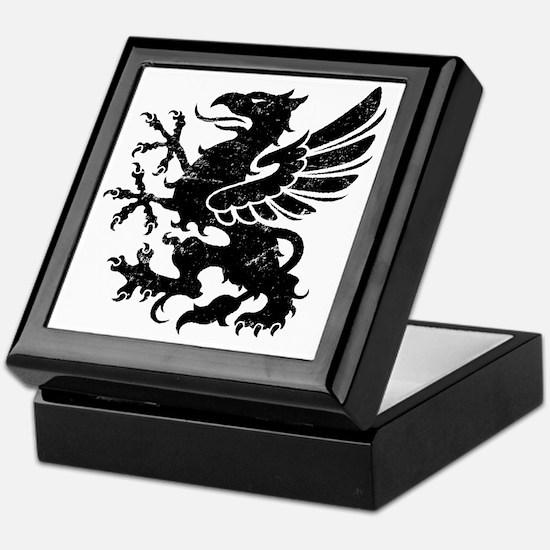BlackGriffon Keepsake Box