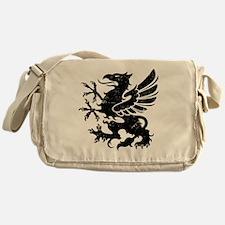 BlackGriffon Messenger Bag