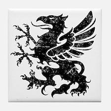 BlackGriffon Tile Coaster