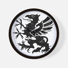 BlackGriffon Wall Clock