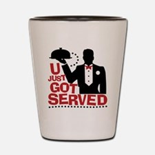 served1 Shot Glass