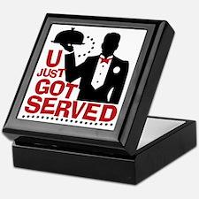 served1 Keepsake Box