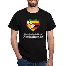 Happily Married Zimbabwean T-Shirt