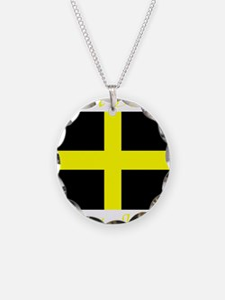 Flag_of_Saint_David-Dark Necklace