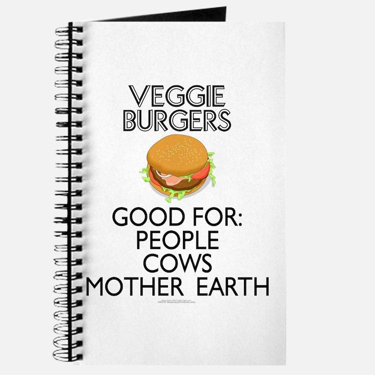 Veggie burgers Journal
