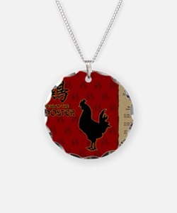 czodiac-10-rooster Necklace