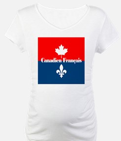 Canadien Francais (sq) Shirt